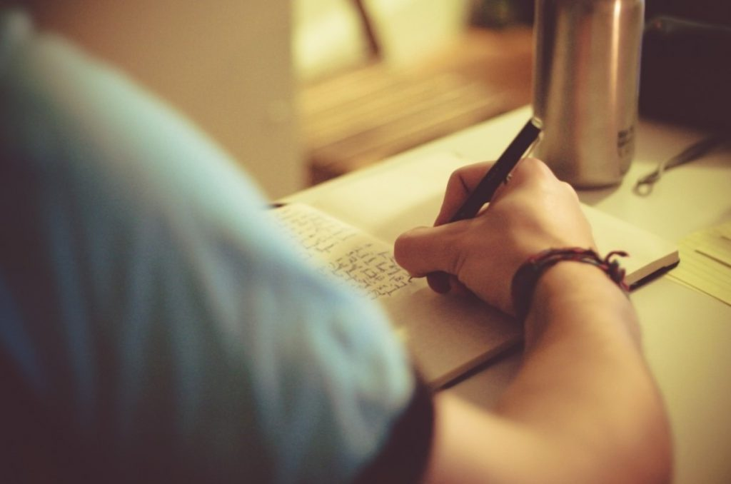push_writing